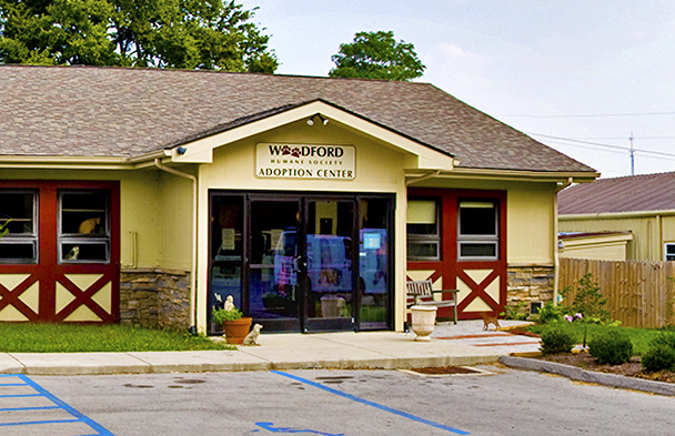 Woodford Humane Society Adoption Center